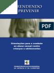 Cartilha Aprendendo a Prevenir Mpdft 2006