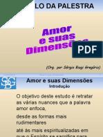 Amor e Suas Dimensoes