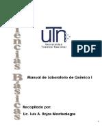 Manual de Laboratorio de Química i 32015