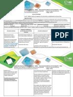 Guia de Actividades y Rubrica de Evaluacion Tarea 3. Realizar Cuadro Con Respuesta a Los Cinco Ítems y Modelamiento en Screen View
