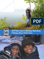 Kids Count 2017 Data Book in Michigan