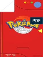 Pokemon RPG - Core rulebook