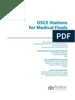 Osce Stations for Medical Final 1