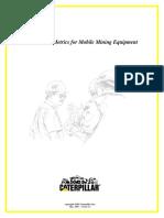 Performance Metrics for Mobile Mining Equipment Version 1.1