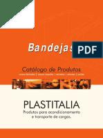 Bandejas Plasticas Plastitalia 27
