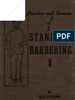 (1953) Practice & Science of Standard Barbering