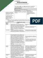 iandolo task1 partb lesson plans for learning segment