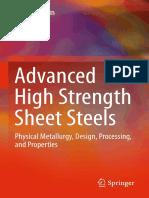 Advanced High Strength Sheet Steels