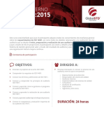 Auditor Interno Iso 14001 2015 Nc