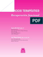 Ejerc Terapeutico (Lumbopelvico)