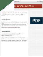 Autohemoterapia Por El Dr. Luiz Moura - BLOG