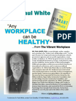 The Vibrant Workplace Media Kit  2017