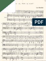 Sonata Del Perro de Mozart - Leo Maslíah