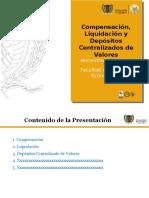 Compensación, Liquidación y DCV