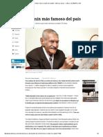Perfil de Ernesto Franco, Creador de Copetín - Música y Libros - Cultura - ELTIEMPO