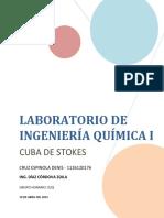 Cuba de Stokes
