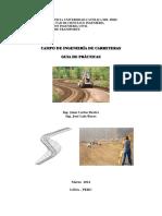 Guía de Prácticas Campo Carreteras 2014