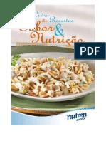 Receitas Sabor & Nutrição (Nestlé ) 2016