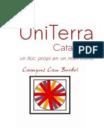 Projecció UniTerra Campuc Can Bordoi