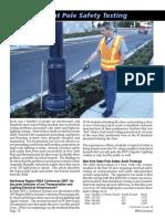 Lighting Pole Ground