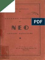 Methode Pratique de NEO Alfandari