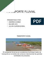 Transporte Fluvial Colombia