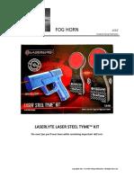 Laser Steel Tyme Kit