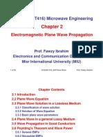 ECE440 MW Chapter_2_EM Plane Wave Propagation.pdf