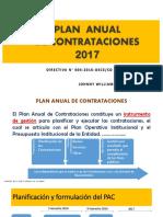 Presentación PAC Municipalidades 2017