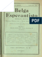 Belga Esperantisto 088-89-1922jun Jul