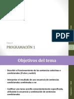 Clase 04 - Sentencias condicionales.pdf
