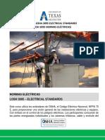 LOSH 3095 Normas Eléctricas Feb 14 Al 17