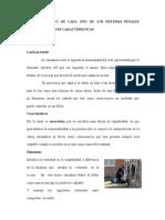Estudio Crítico de Los Sistemas Penales