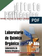 8502-15 Laboratorio de Quimica Organica