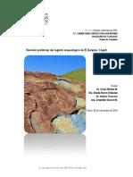 Revision Preliminar Del Registro Arqueológico de El Durazno