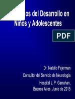 Dr. Natalio Fejerman.pdf Trastornos de Desa Nn y Adols