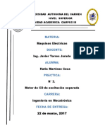Practica2.-MAQUINAS ELECTRICAS