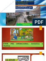 Desarrollo Sensoperceptual, Estructuración de Nociones