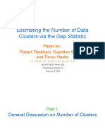 GapStatistic