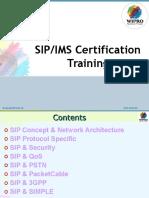 SIP Certification Rel 1