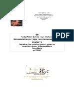 ROMERO y RAMOS Mesoamerica historia y reconsideración del concepto ERGOSUM.pdf