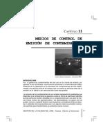 Medios de Control y Emision Contaminantes