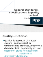 Quality Definition & Related Terms