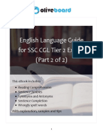 Oliveboard SSC English Language eBook Part 2