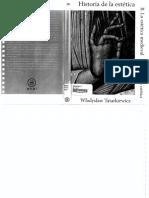 Historia de La Estetica v.ii (Medieval) - Wladyslaw Tatarkiewicz