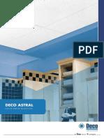 DECO ASTRAL - Ficha Tecnica