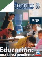 Revista Interquorum Nueva Generacion Nro 08