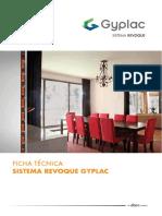 Ficha Tecnica Revoque Gyplac