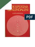 O Despertar Da Kundalini  de Gopi Krishna
