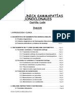 Guia Gammapatias Monoclonales